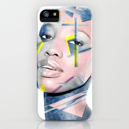 BOLD WOMAN iPhone Case