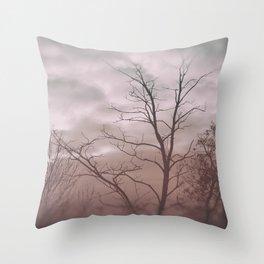photo TREES #tree #photo Throw Pillow