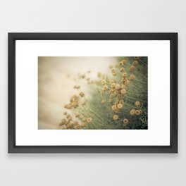 we still have time Framed Art Print