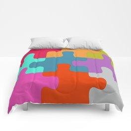 puzzle 4 Comforters
