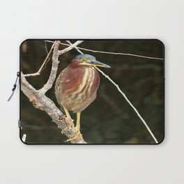 Just Sit Here And Wait Laptop Sleeve
