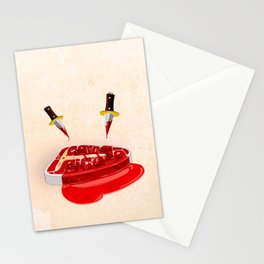 Carne Picada Stationery Cards