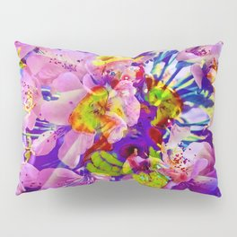 flowers magic Pillow Sham