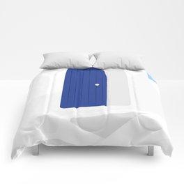 Santorini #01 Comforters