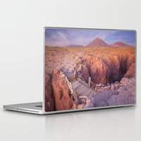 chile Laptop & iPad Skins featuring Atacama Desert in Chile by Sara Winter