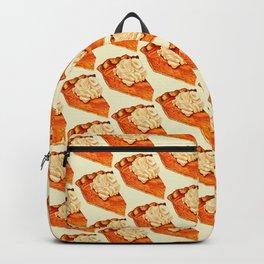 Pumpkin Pie Pattern Backpack