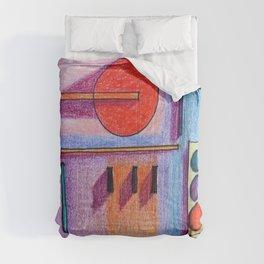 blue light Comforters