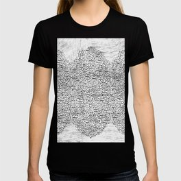 The art of Persian calligraphy T-shirt
