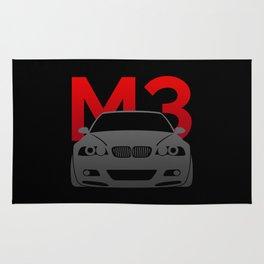 BMW E46 M3 Rug