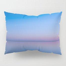 Radiant Gradient in Blue Pillow Sham