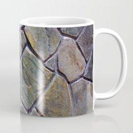 Stone Mosaic Wall Coffee Mug