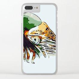 Nautilus Clear iPhone Case