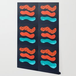 Squiggles Wallpaper
