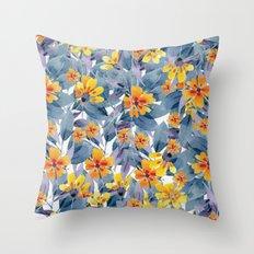 Tender Summer Throw Pillow