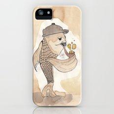 Fish Slim Case iPhone (5, 5s)