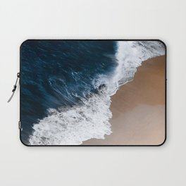 Even the biggest waves... Laptop Sleeve