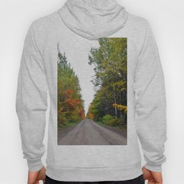 Forest Road in the Fall Hoody