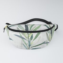 Eucalyptus Branches Fanny Pack