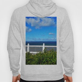 Shoreline Fence Hoody