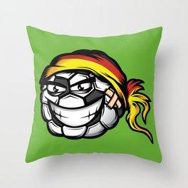 Football - Germany Throw Pillow