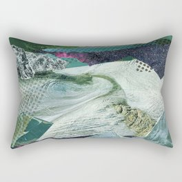 Experiment am Berg 14 Rectangular Pillow