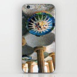 Gaudi Series - Parc Güell No. 2 iPhone Skin
