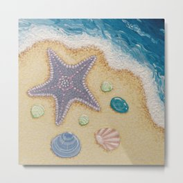Gifts from the sea Metal Print