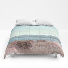 Pastel landscapes 02 Comforters