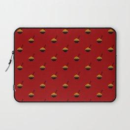 Noodles Pattern Laptop Sleeve