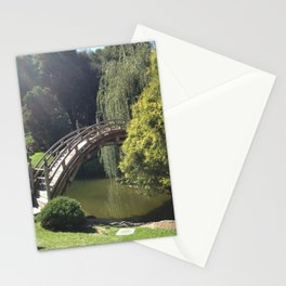 Bridge Over Non-Troubled Waters Stationery Cards