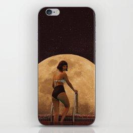 MOON KISSED iPhone Skin