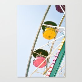 Carefree Summer of Love Canvas Print