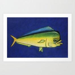 The Mahi Don Art Print