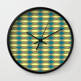 Mana Sunrise Wall Clock