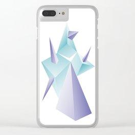 Studs Clear iPhone Case