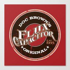 Doc's Original Flux Capacitor Canvas Print