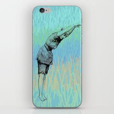 Swimmer ~ The Summer Series iPhone & iPod Skin