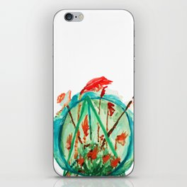 Terrarium iPhone Skin