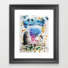 Percussion Framed Art Print