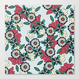 Be My Starflower Canvas Print