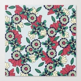 Be My Starflower Canvas Print