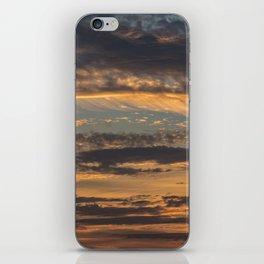 Pastel Sunset pt.4 iPhone Skin
