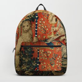 Lady and The Unicorn Sight Backpack