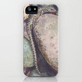 Northern Alligator Lizard iPhone Case