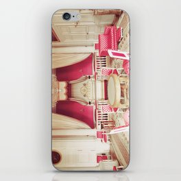 Princess Pink Chambers iPhone Skin