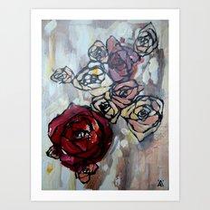 Roses4422 Art Print