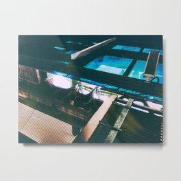 Sentosa's Monorail, Singapore Metal Print