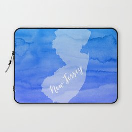 Sweet Home New Jersey Laptop Sleeve