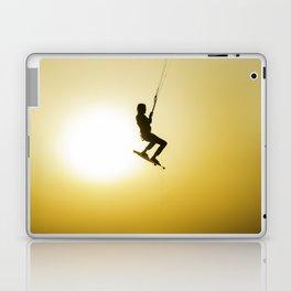 Kiss The Sky Laptop & iPad Skin