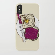 Peanut butter & Jelly Slim Case iPhone X